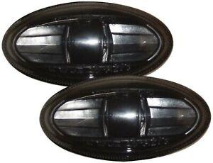 Peugeot-107-Seitenblinker-Blinker-Schwarz