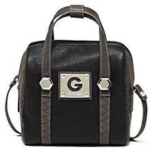 NEW G BY GUESS BLACK LAUDINE CROSS BODY BAG HANDBAG PURSE