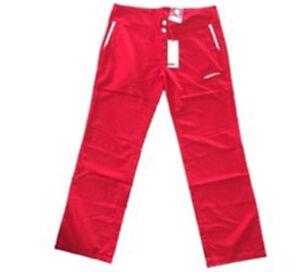 Abarth Pantaloni Pantaloni Rossi DonnaEbay Da T3lFK1Jc