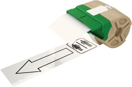 Leitz Kassette 88mmx10m Etiketten Plastik Weiß selbstklebend 7016-00-01 88 mm 10