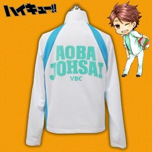 Haikyuu-Aoba-Johsai-High-School-Uniform-Training-Jacket-Cosplay-Costume-Unisex
