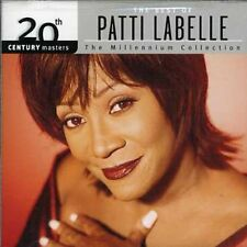 20th Century Masters - The Millennium Collection: The Best of Patti LaBelle by Patti LaBelle (CD, Apr-1999, MCA)
