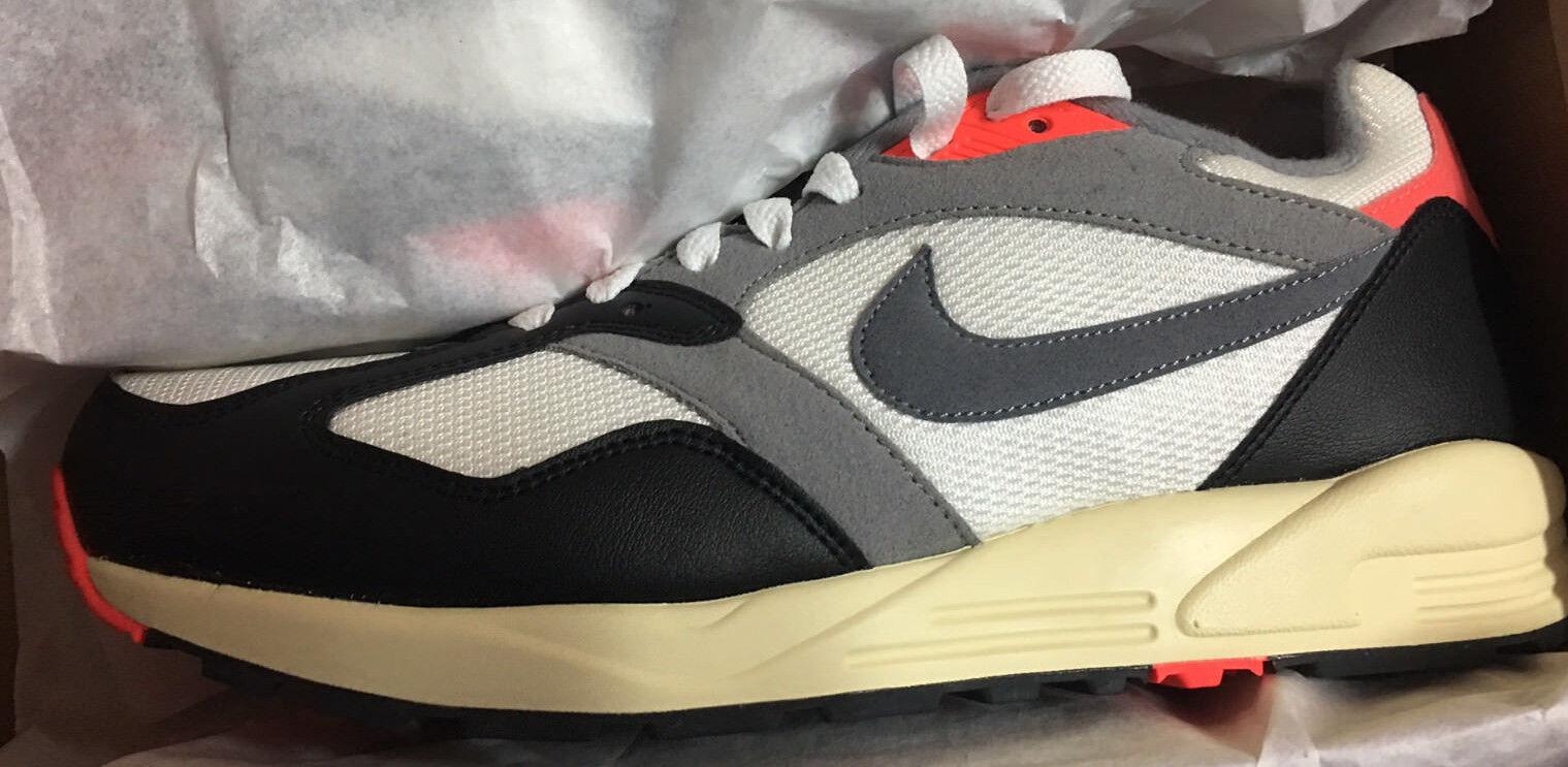Nike Air Base II vintage retro us:7, cortos gr:40, 5 us:7, retro 5 ocio cotidiano Hammer dcb03f