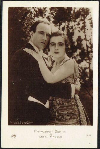 1920s Film Star Postcards Produced in France #1 to #333 EUROPE