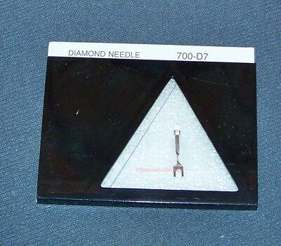 700-D7 Record Needle//Stylus for Astatic 70TS 74TS 80TS Cartridge Astatic N8-7D