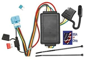 Trailer-Hitch-Wiring-Tow-Harness-For-Acura-RDX-2007-2008-2009-2010-2011-2012