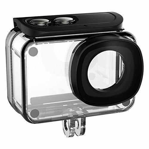 Rollei Unterwassergehäuse für Actioncam 560 /& 550 Touch wasserdicht für Tau...