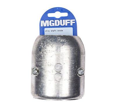 MG Duff Round Zinc Hull Anode ZD58