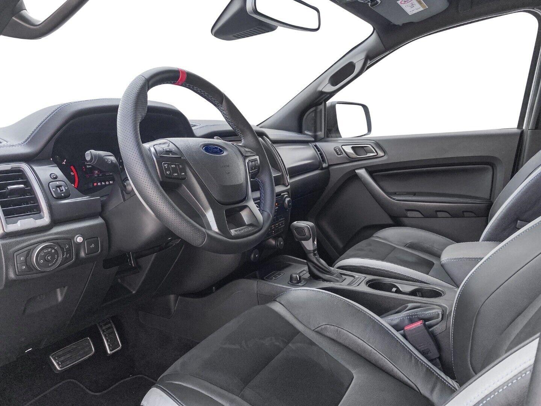 Ford Ranger 2,0 EcoBlue Raptor Db.Kab aut. - billede 8