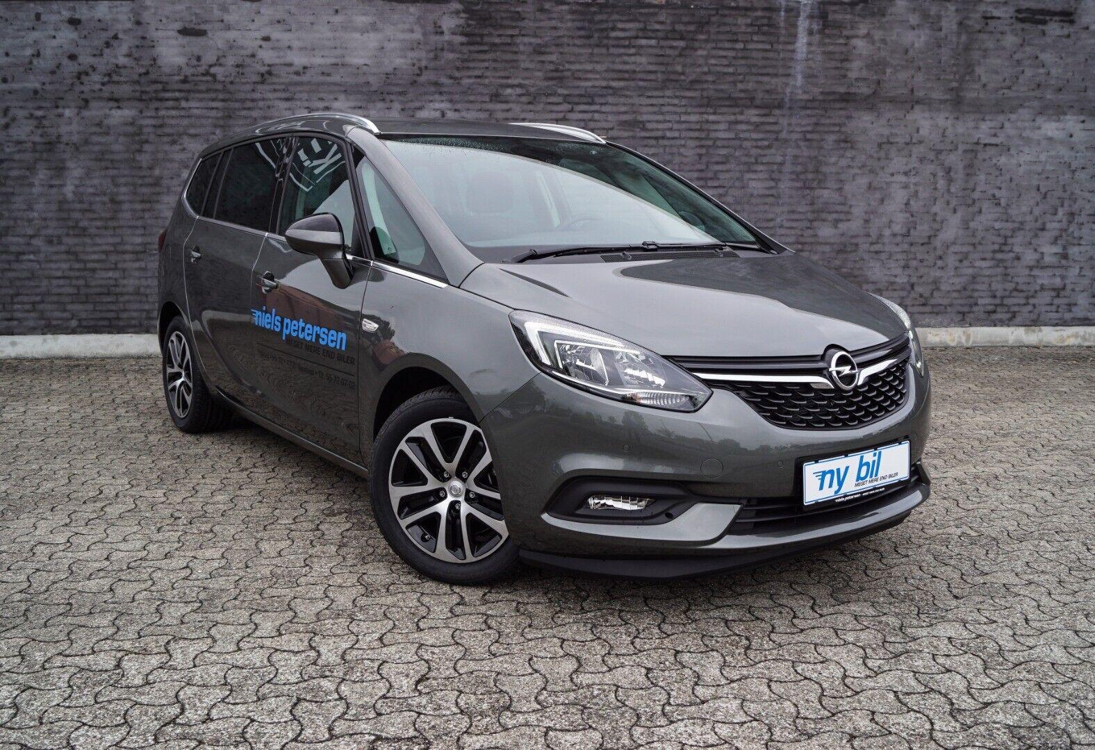 Opel Zafira Tourer 1,6 T 136 Enjoy 5d