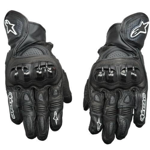 Course En En Daim Cuir Renforcé Cuir De Gpx Motocross Alpinestars Noir Gants SUTwaIqX