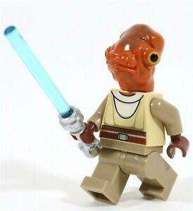 Lego-Star-Wars-Jedi-Master-Nahdar-Vebb-figurine-figure-8095-Neuf-Origine