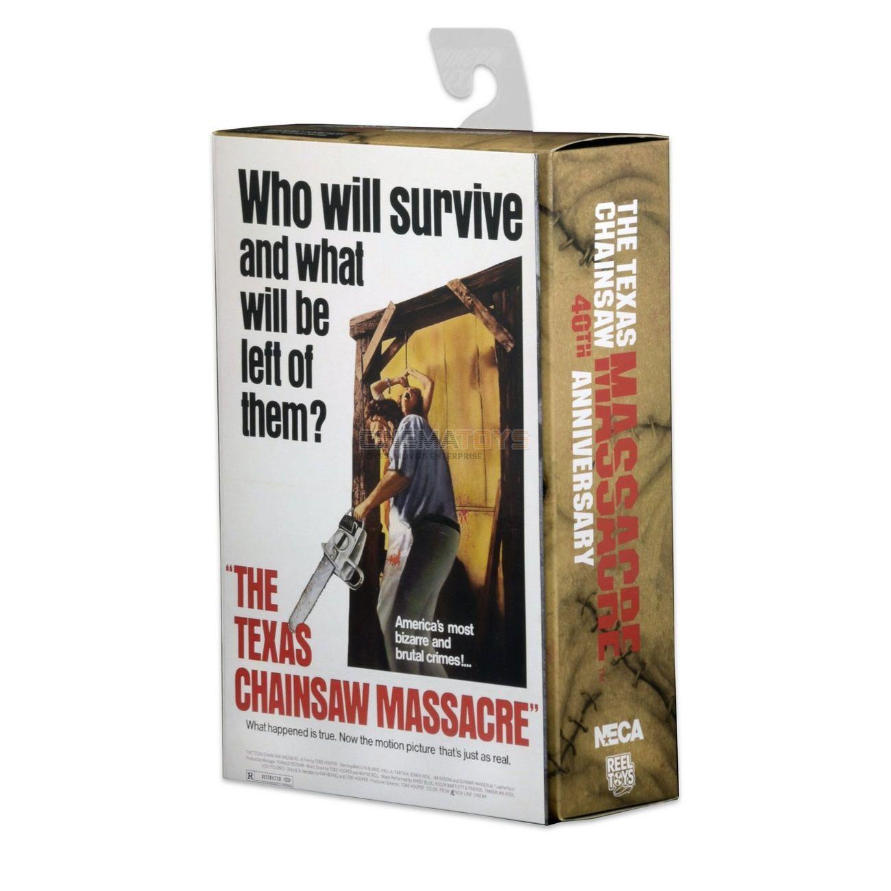 Non Aprite Quella Porta Ultimate Lederface Texas Chainsaw Massacre Neca Deluxe
