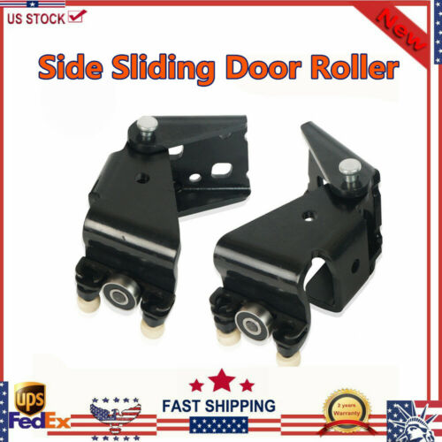 2 Pcs Car Left Right Sliding Door Center Roller For Honda Odyssey Ushirika Coop