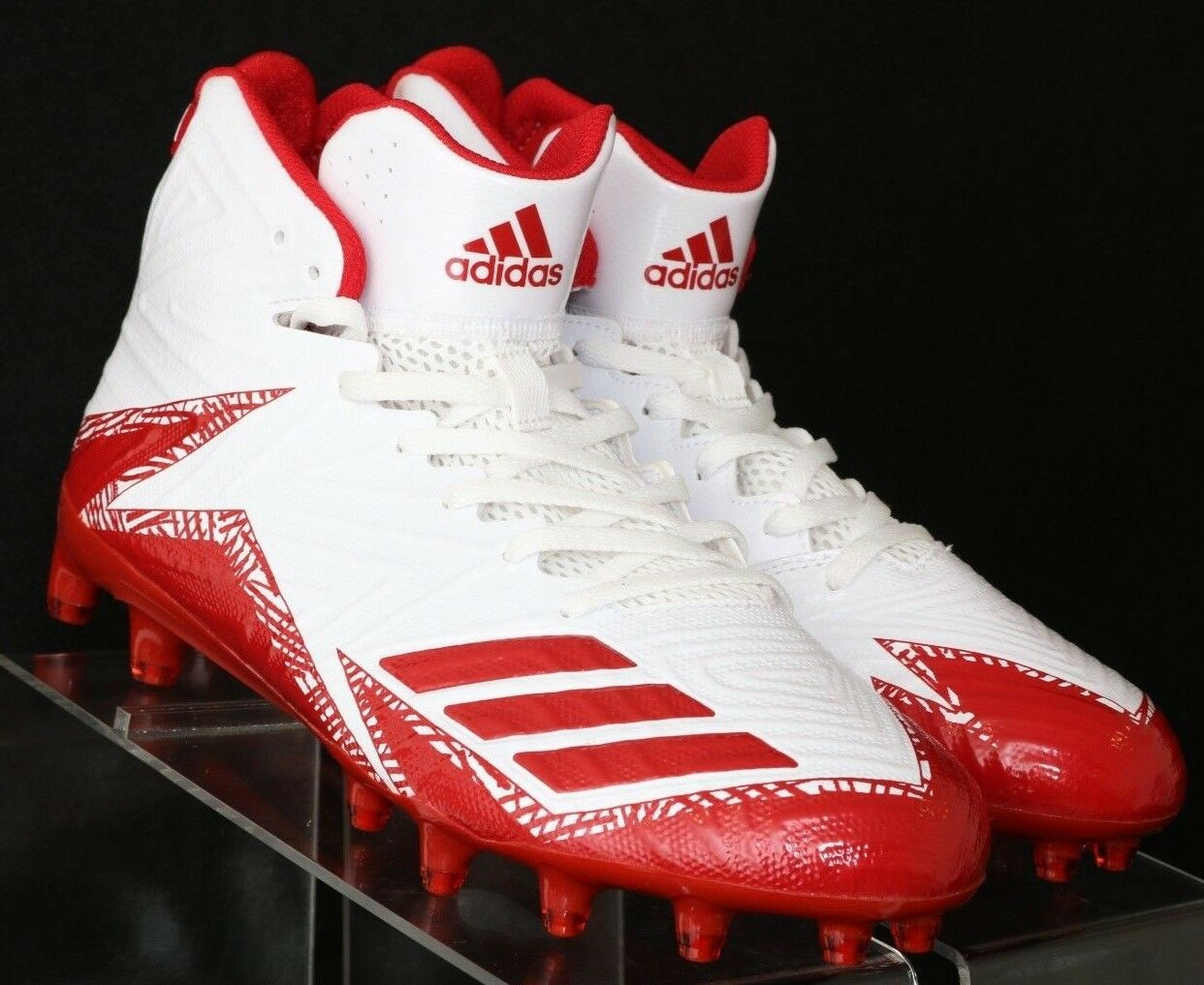 Adidas Freak X Carbon High Sprinskin Football Cleats shoes White Men's 10