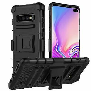innovative design fd3ff c2052 Details about MoKo Shockproof Hard Cover Protective Case for Samsung Galaxy  S10 5.8