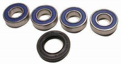 Yamaha YZ125 1986-1998 Rear Wheel Bearings And Seals YZ 125