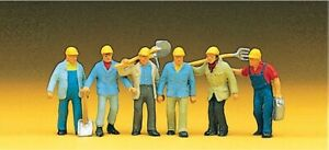 HO-scale-People-10033-Track-Workers