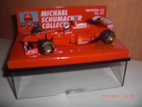 Minichamps Ferrari F 310 B M Schumacher nr 33 Edition  43