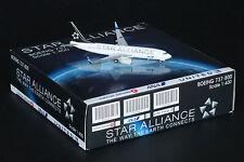 JC Wings 1:400 ANA All Nippon Airways Boeing B737-800w 'Star Alliance' JA51AN