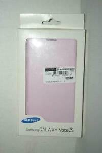 SAMSUNG-EF-WN900BIEGWW-Flip-Wallet-per-Galaxy-NOTE-3-COLORE-Rosa-NUOVA-GL1