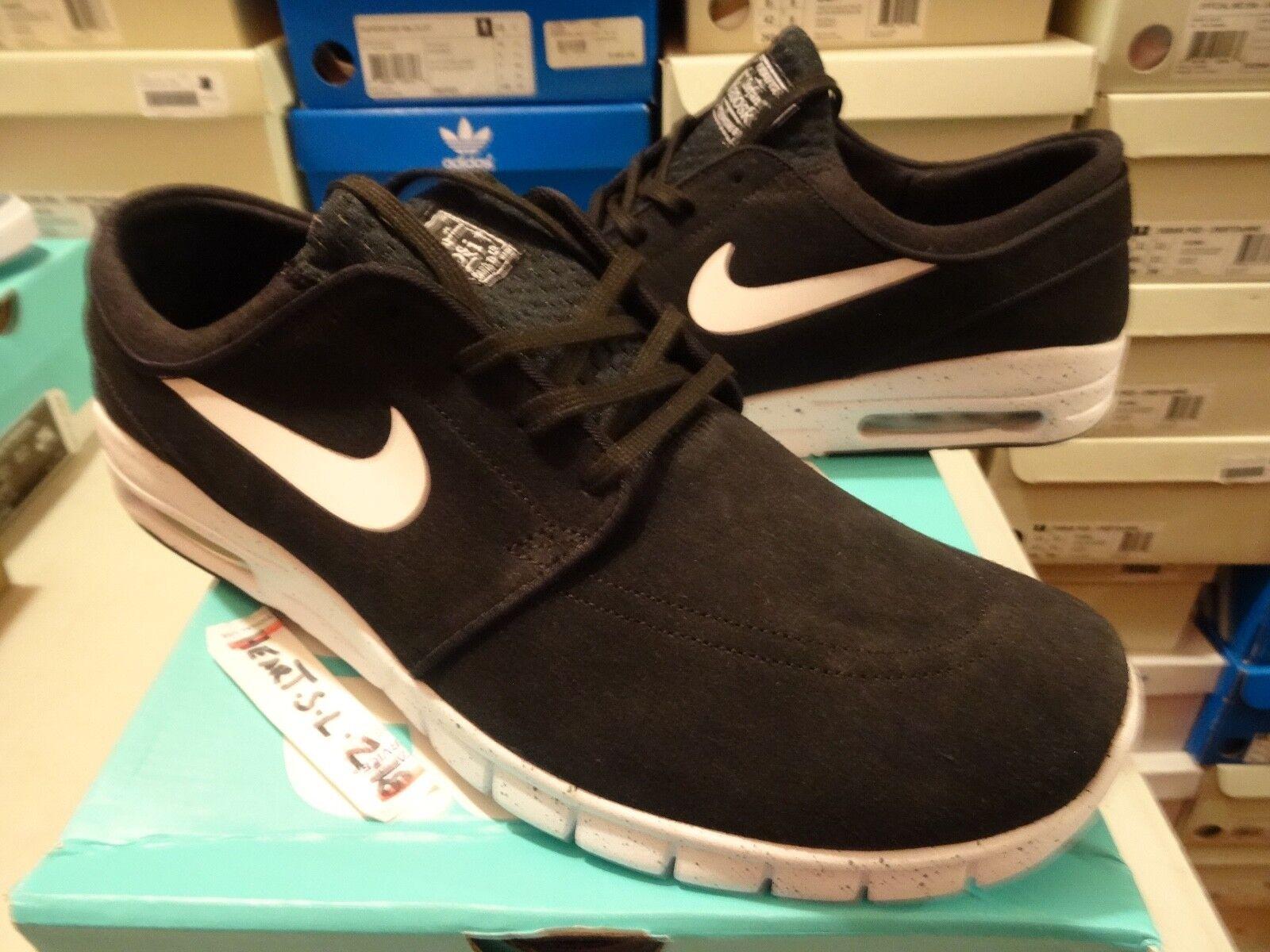 NEW Nike SB Stefan Janoski Max L DUNK 685299 002 Paint Splatter Jordans SZ 13 DS