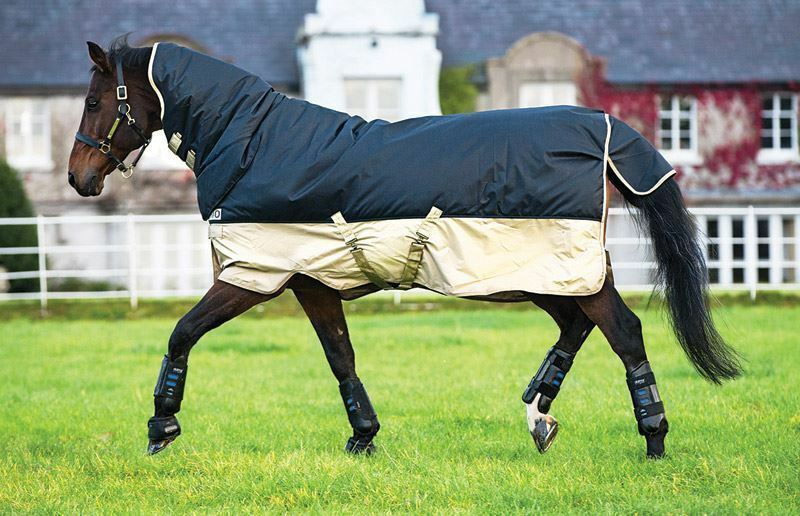 Horseware Ireland Mio All In One Heavyweight 350g  Turnout Horse Rug AASJ44  with 100% quality and %100 service