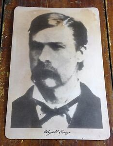 Details About Morgan Earp Old West Lawman Sheriff Tombstone Az Arizona Error Photo Photograph