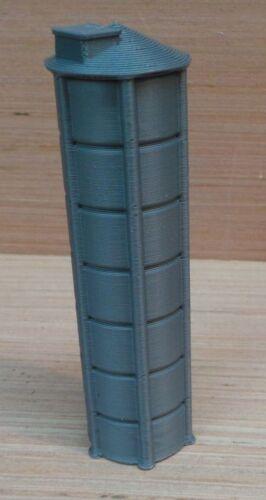 N Scale Silo Kit