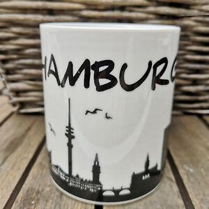I Love Hamburg Skyline Maritime Hh Café Gobelet Tasse à Café Pot Souvenir Mug-afficher Le Titre D'origine