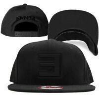 Eminem Logo Slim Shady Era Adjustable Snapback Hat Cap