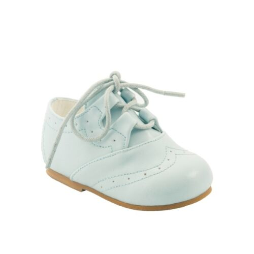 BABY BOYS-GIRLS OCCASION//SPANISH PRAM//FIRST WALKING SHOES PATENT ALL COLOURS