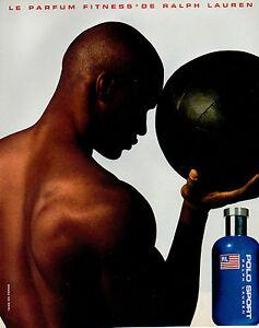 Parfum 1998 Fitness Détails Sport Lauren Publicité Ralph Sur Le Advertising Polo De 45jAR3L