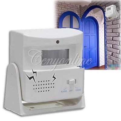 Wireless Door Bell Welcome Alarm Chime Shop Home Store Motion Sensor Detector