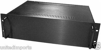"ET1//35B 1U 19/"" Rack Mount Cabinet Equipment Enclosure 19 x 1.75 x 13.78 inches"