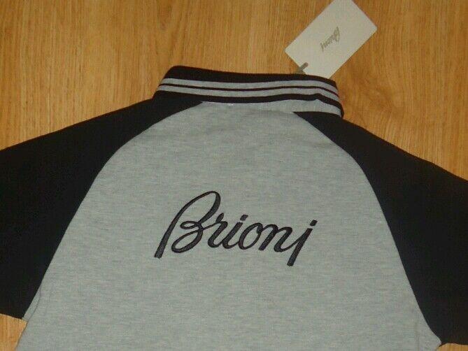 BNWT BRIONI mens polo shirt size 48 (M). FREE SHIPPING  Qw63