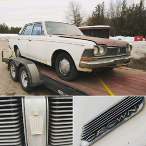 1969 Toyota Crown