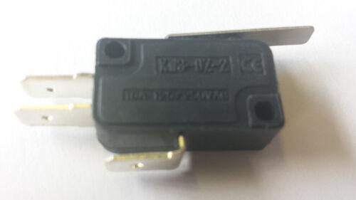 MICROSWITCH m Bügel ENDABSCHALTER ENDEINSCHALTER 1xUM /<16A bis 250V   2x 23664A
