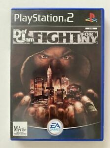 Def Jam Fight for NY PS2 GC PAL