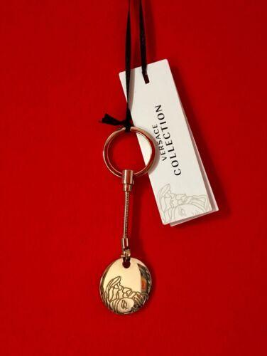 Oro Portachiavi Collection Versace Regalo Idea Metallo Scontato dtTx5w
