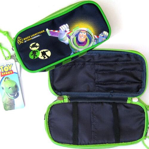 BUZZ LIGHTYEAR PENCIL CASE Disney Toy Story Stationery Birthday Boy Party Gift