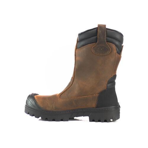 Metal Free Toe Caps Intersuola Baranof Sdirect Composite Cofra Mens Rigger Boots RxzgwC1q8