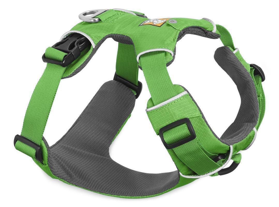 Ruffwear  Front Range™ Harness (NEW) (Meadow Grün  S)     | Deutschland Berlin