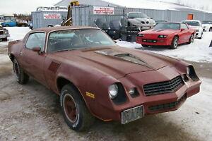 1978 Chevrolet Camaro Z28  350 Auto