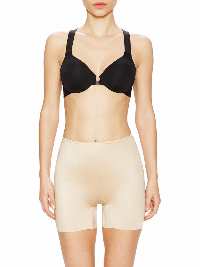 SPANX SLIMPLICITY GIRL SHORTS BRIEF SLIMMING SHAPING BRIEF NUDE MEDIUM