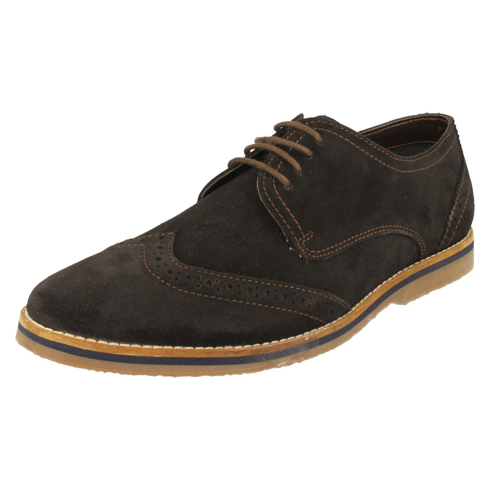 Scarpe casual da uomo Uomo Hush Puppies Semi CALATA Suede Shoes-Sebastian all'inglese