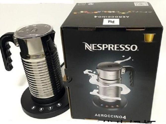 AEROCCINO 4 Modèle 4192-GB - NESPRESSO, Aeroccino Lait Moussant  220-240 V, nouveau