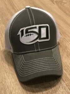 2019-NCAA-College-Football-150th-Anniversary-Cap-Hat-150-Patch-Style-FREE-SHIP