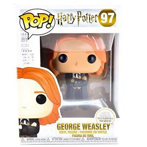 Funko-Pop-Harry-Potter-George-Weasley-Yule-Ball-97-Vinyl-Action-Figure