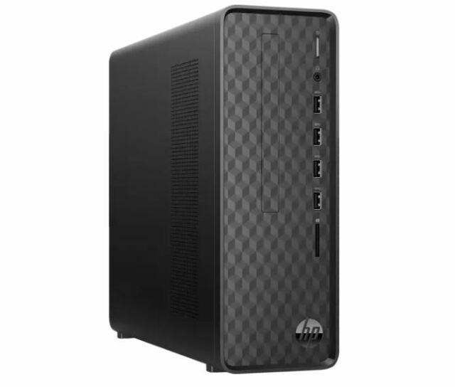 HP Slim Desktop S01-aF0300ng Athlon Silver Prozessor 4 GB RAM 256 GB SSD